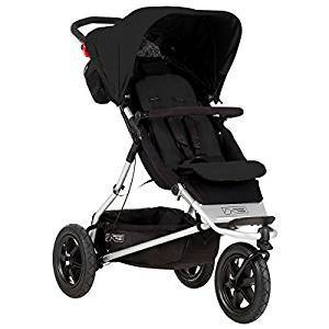 Mountain Buggy Travel System Review