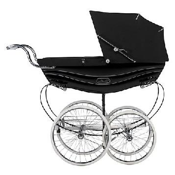 silver cross baby pram