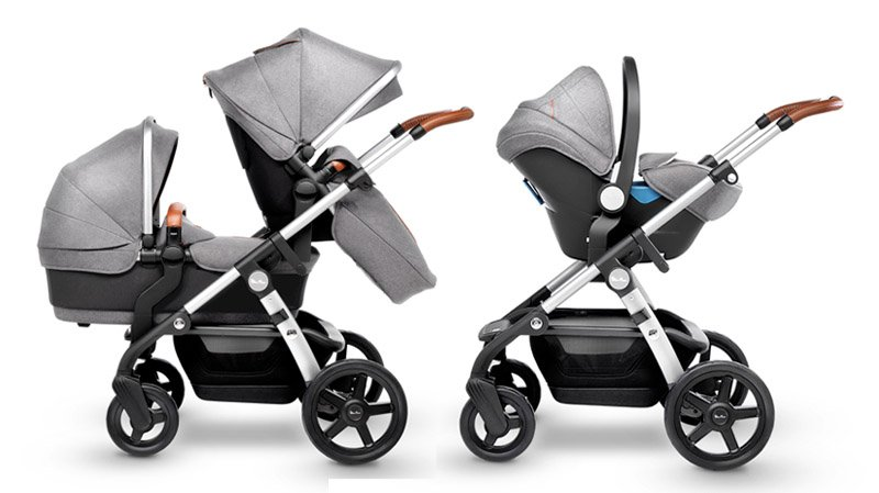 The Silver Cross Wave Pram is a Really Expensive Stroller!